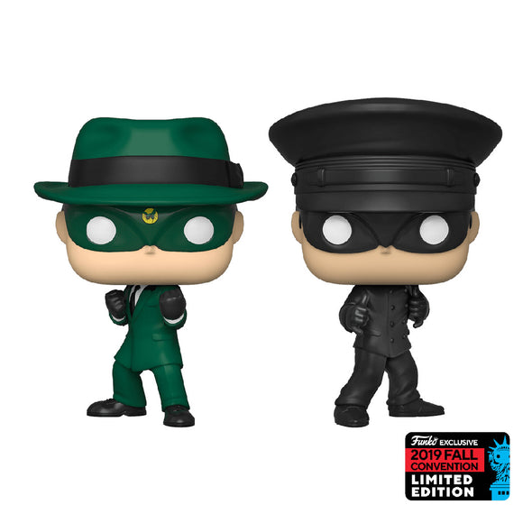 Television : The Green Hornet - The Green Hornet & Kato NYCC Exclusive Funko POP! Vinyl Figure