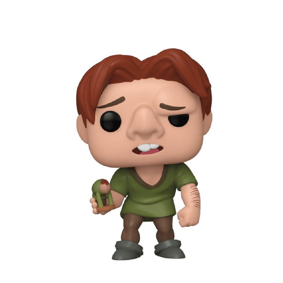 Disney : The Hunchback of Notre Dame - Quasimodo #633 Funko POP! Vinyl Figure