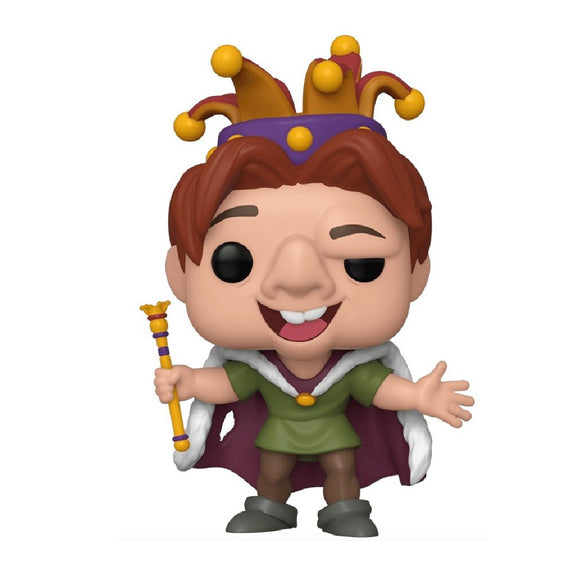 Disney : The Hunchback of Notre Dame - Quasimodo (Fool) #634 Funko POP! Vinyl Figure