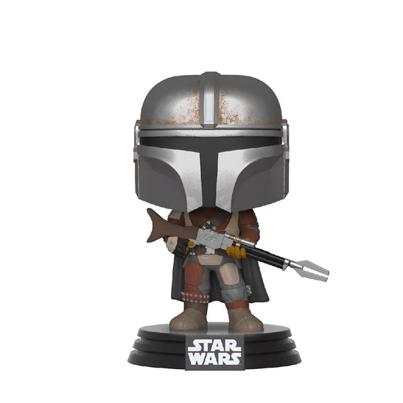 Star Wars : The Mandalorian - The Mandalorian #326 Funko POP! Vinyl Figure
