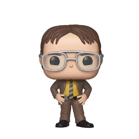 Television : The Office - Dwight Schrute #871 Funko POP! Vinyl Figure