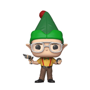 Television : The Office - Dwight Schrute as Elf #905 Funko POP! Vinyl Figure