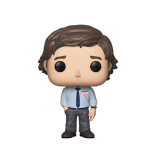 Television : The Office - Jim Halpert #870 Funko POP! Vinyl Figure