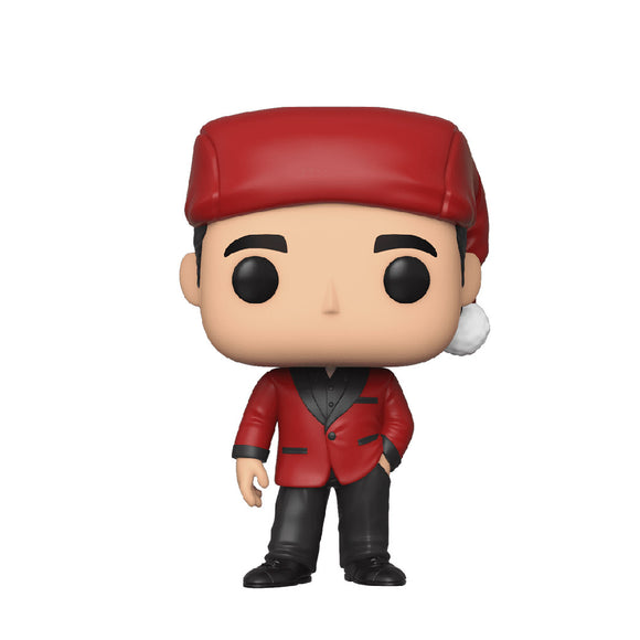 Television : The Office - Michael Scott as Classy Santa #906 Funko POP! Vinyl Figure