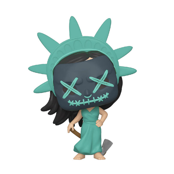 Movies : The Purge Election Year - Lady Liberty #807 Funko POP! Vinyl Figure