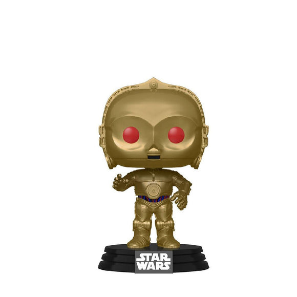 Star Wars : The Rise of Skywalker - C-3PO Funko POP! Vinyl Figure Preorder