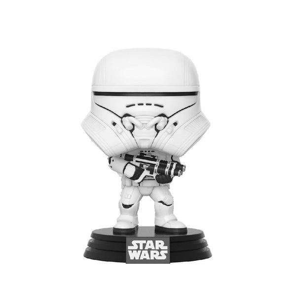Star Wars : The Rise of Skywalker - First Order Jet Trooper #317 Funko POP! Vinyl Figure