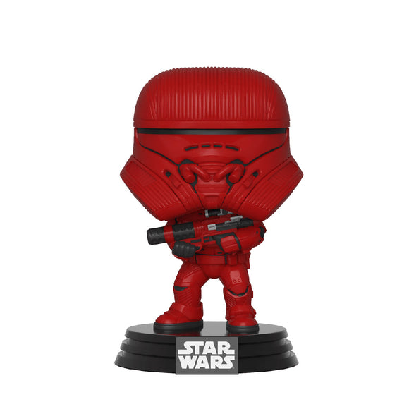 Star Wars : The Rise of Skywalker - Sith Jet Trooper #318 Funko POP! Vinyl Figure