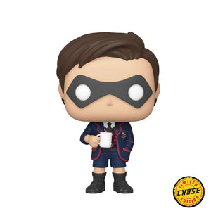 Television : The Umbrella Academy - Number Five #932 Chase Funko POP! Vinyl Figure