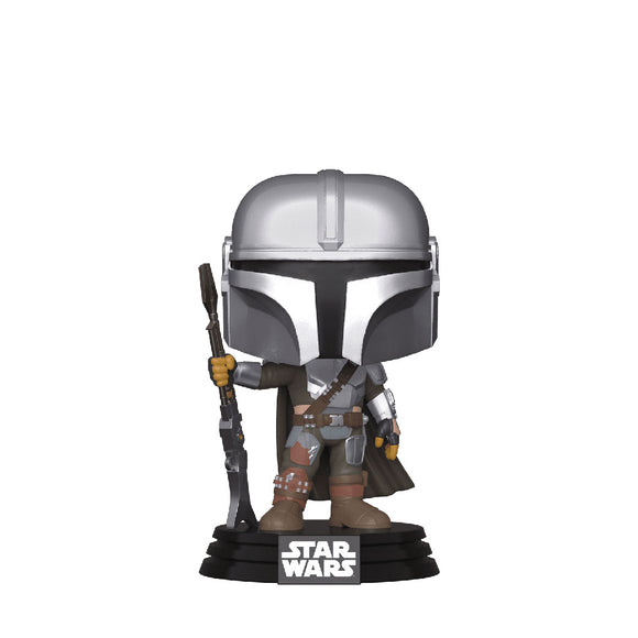 Star Wars : The Mandalorian - The Mandalorian #345 Funko POP! Vinyl Figure