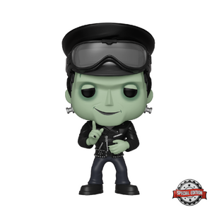Television : The Munsters - Herman Munster #868 Exclusive Funko POP! Vinyl Figure