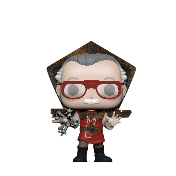 Marvel : Thor Ragnarok - Stan Lee #655 Funko POP! Vinyl Figure