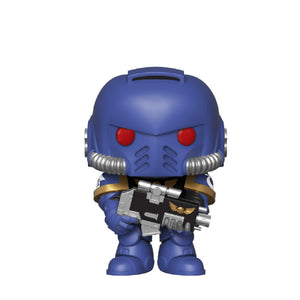 Games : Warhammer 40K - Ultramarines Intercessor #499 Funko POP! Vinyl Figure