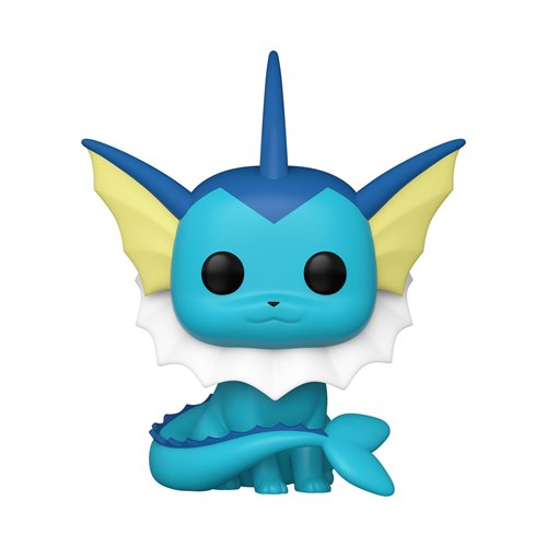 Games : Pokemon - Vaporeon Funko POP! Vinyl Figure Preorder