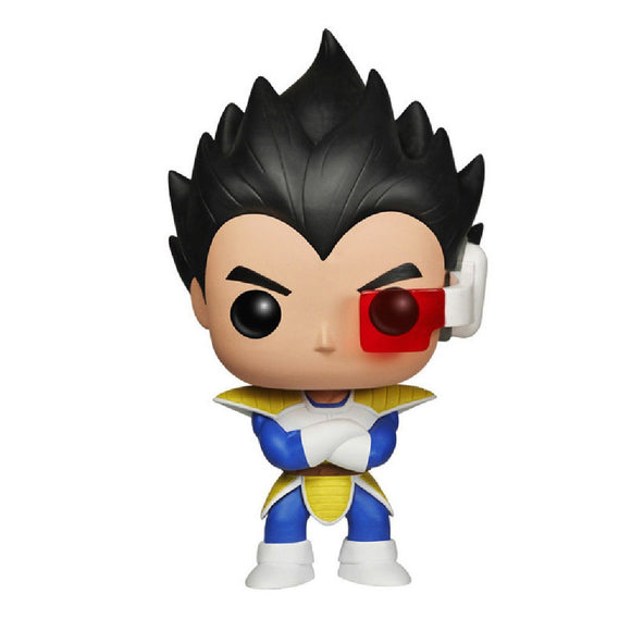 Animation : Dragonball Z - Vegeta (Metallic) #10 Exclusive Funko POP! Vinyl Figure
