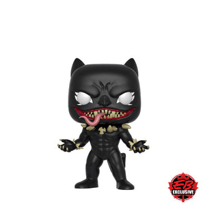 Marvel : Venom - Venomized Black Panther #370 Exclusive Funko POP! Vinyl Figure