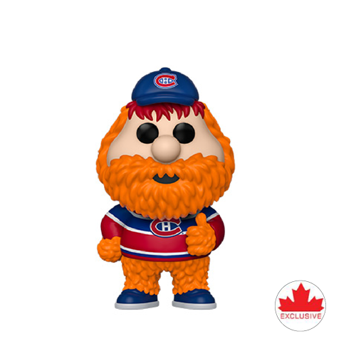 Hockey : NHL Mascots - Canadiens Youppi! #07 Exclusive Funko POP! Vinyl Figure