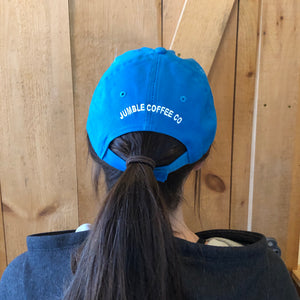 Female Ball Cap (blue)