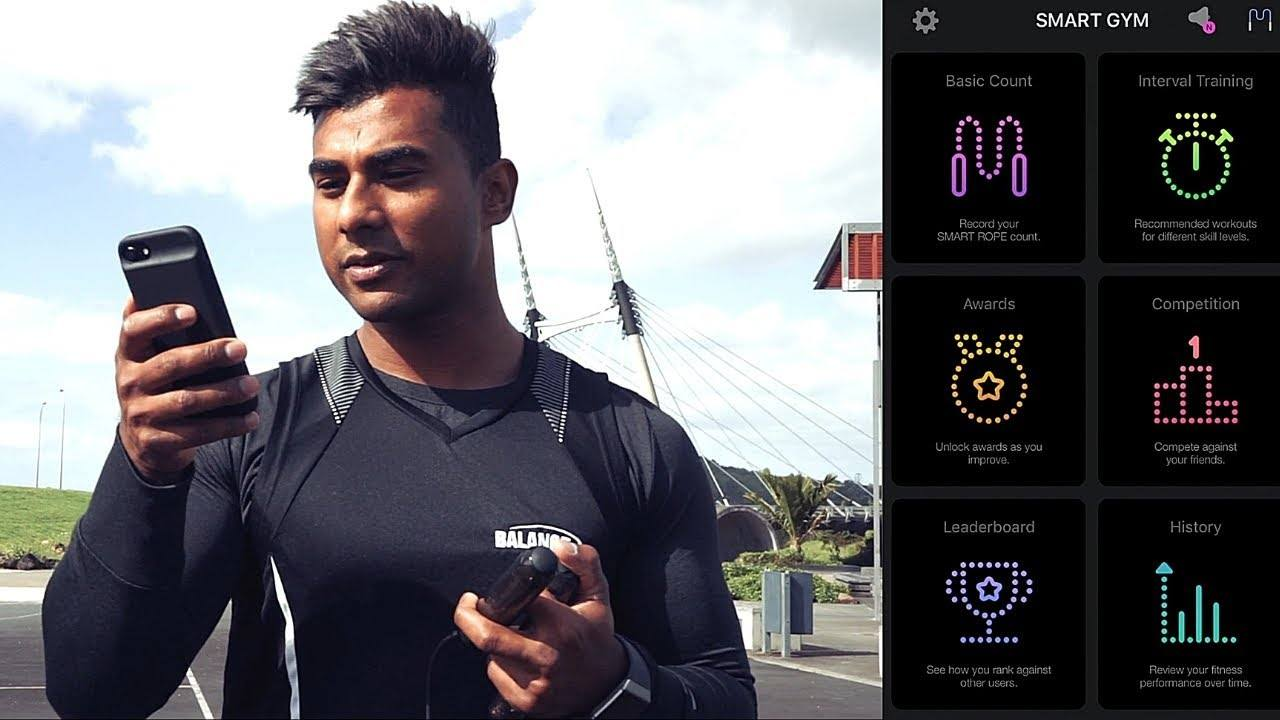 Smart Rope Review by NZ Body building Athlete