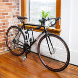 clug, the worlds smallest bicycle stand