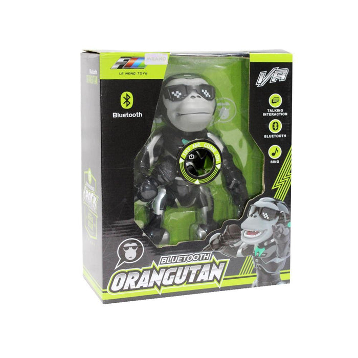 Small Dancing RC Orangutan Robot 3 month warranty applies Tech Outlet