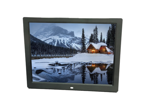 "14"" Digital Photo Frame 12 month warranty applies JCMatthew"
