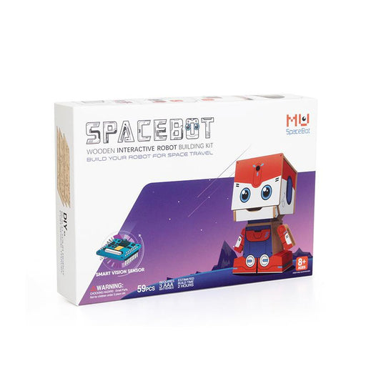 MuBOT Spacebot MORPX 3 month warranty applies Tech Outlet
