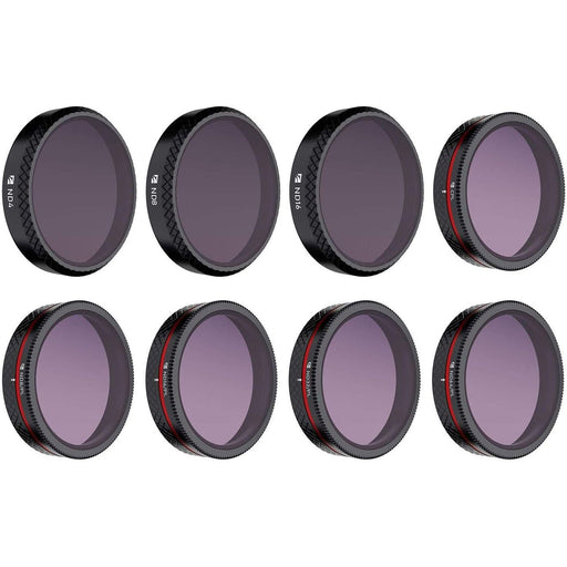 Freewell Filter Set for Autel EVO II 6K Drone (8 Pack) 12 month warranty applies FreeWell