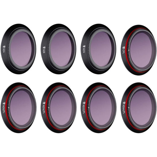Freewell Filter Set for Autel EVO II 8K Drone (8 Pack) 12 month warranty applies FreeWell
