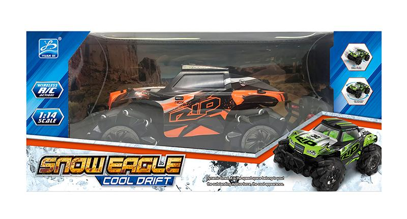 Sidewinder - Offroad RC Buggy 1:14
