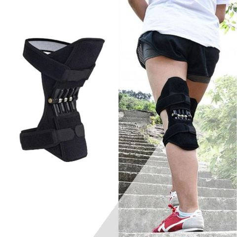Nature Care Power Knee Support Straps : Stabilize & Support your knee joints 12 month warranty applies Tech Outlet