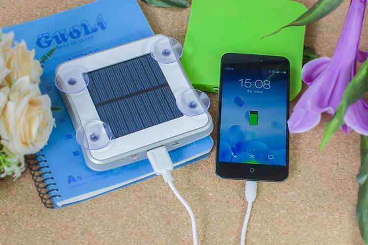 Solar Charger (for mobile devices) 12 month warranty applies JCMatthew