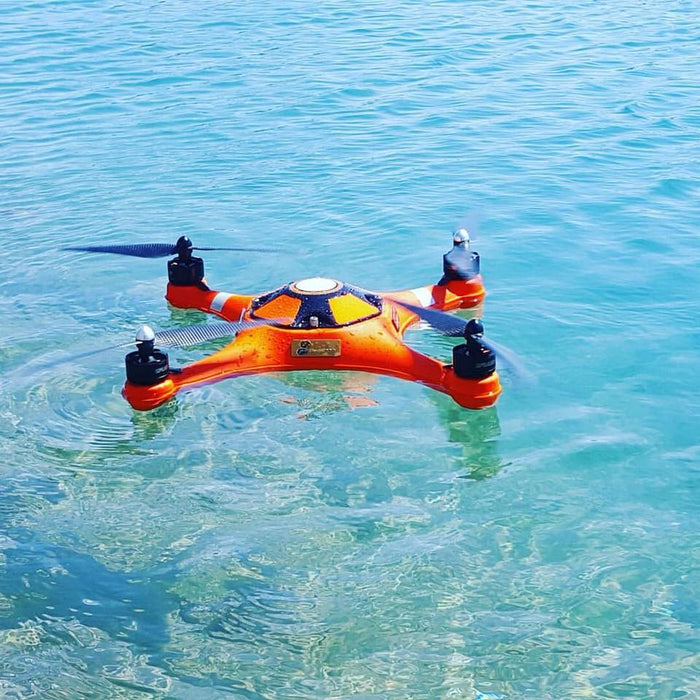 Splashdrone 3+ Fisherman Model Drone - NZ Version
