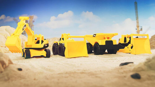"RHINO Mini Building Machines 7""/18cm - Single Pack 3 month warranty applies Nikko"
