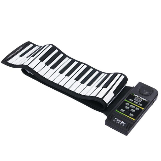Portable Mini Roll-Up Piano