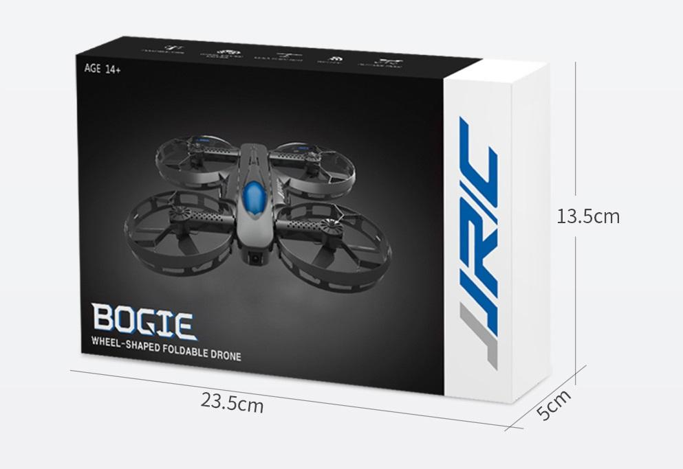 JJRC BOGIE Foldable Drone with camera