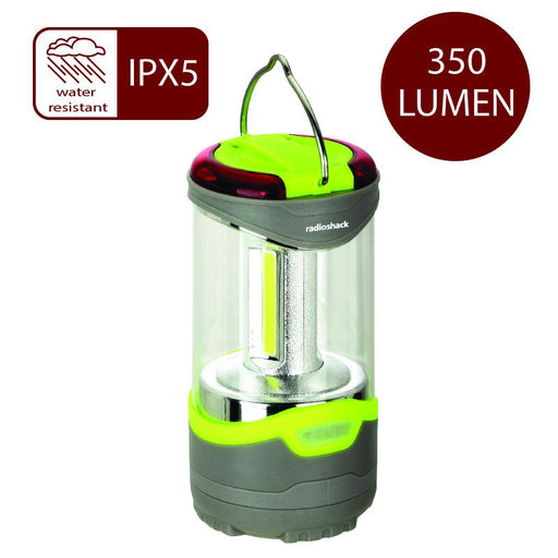 Portable 350 Lumen Camping Lantern 12 month warranty applies Tech Outlet