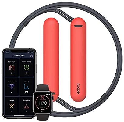 Smart rope ROOKIE - Connected Smart Jump Rope - with Jump Count & Calorie Burn 12 month warranty applies Tangram