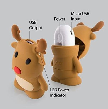 Bone Collection Reindeer Light Power 6700 & Desk Light 6 month warranty applies Bone Collection
