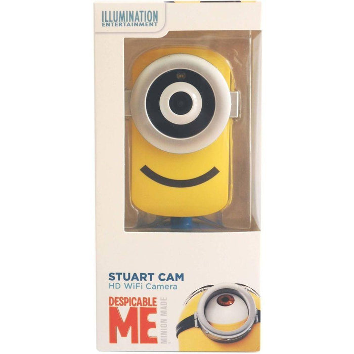 "STUART CAM: Minions ""Despicable Me"" Home Security Camera - Wireless 12 month warranty applies Tech Outlet"