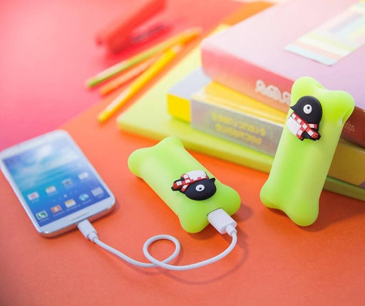 Bone Collection Maru Penguin Power 6700 Power Bank