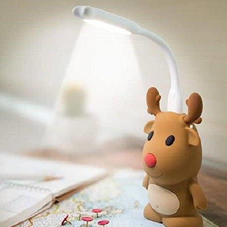 Bone Collection Reindeer Light Power 6700 & Desk Light