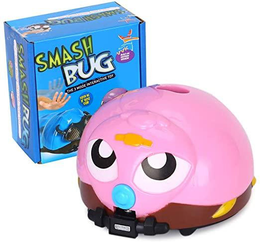 Smash Bug - Crazy Electronic Bug Toy 3 month warranty applies Tech Outlet