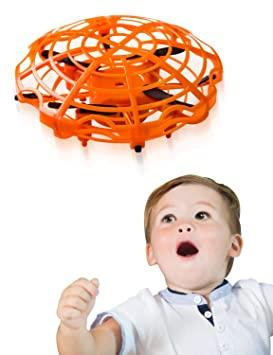 UFO Mini Drone & Interactive aircraft - Orange 3 month warranty applies Tech Outlet