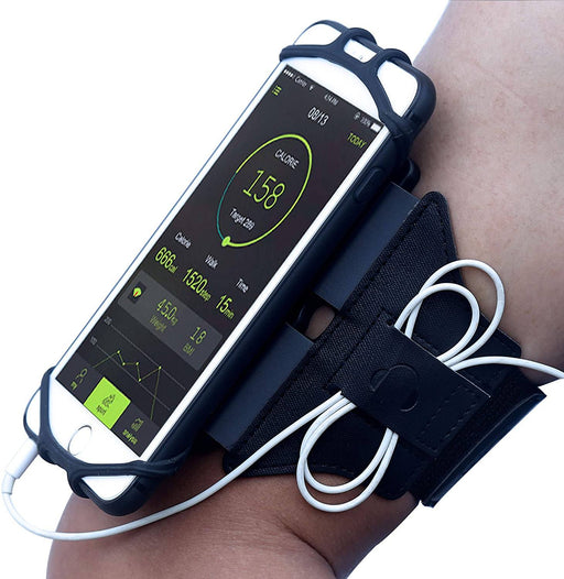 Sports Wristband - Universal Armband Phone Holder (Large size) 12 month warranty applies Tech Outlet