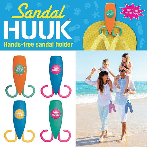 Sandal HUUK Hands-free Sandal Holder 12 month warranty applies Tech Outlet