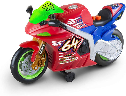 Wheelie Bikes Nitro Race Bike : From Nikko Toys 3 month warranty applies Nikko
