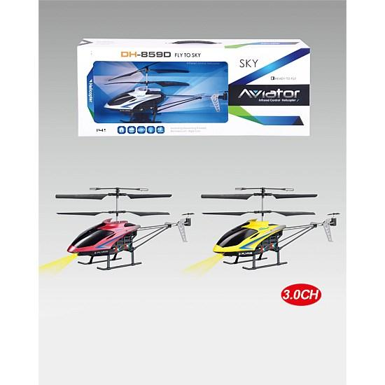 Large Sky Aviator RC Helicopter