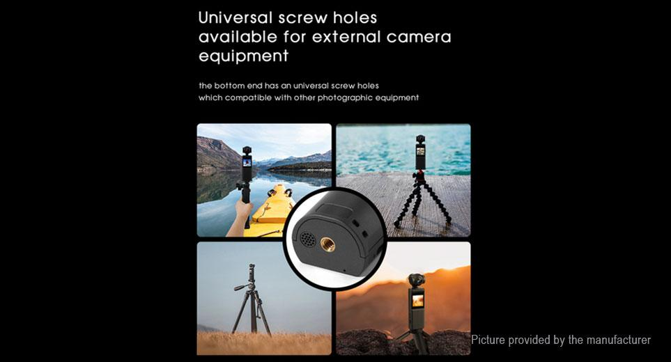Pocket Handheld Gimbal Stabilizer - lightly used demo 12 month warranty applies Tech Outlet