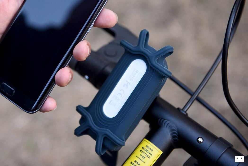 Bike Bone Power 6700 - Phone Holder with Built-in Powerbank 6 month warranty applies Bone Collection